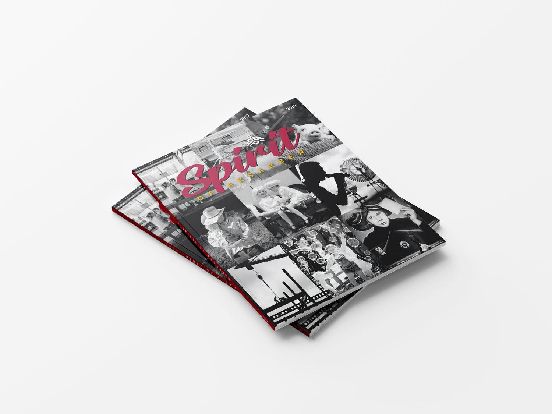 spirit of aksarben 2019 magazine cover